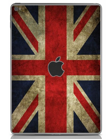 BRITISH FLAG Apple iPad Air 2 A1566 SKIN