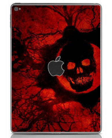 DARK SKULL Apple iPad Air 2 A1566 SKIN