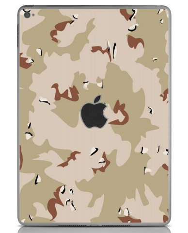 DESERT CAMO Apple iPad Air 2 A1566 SKIN