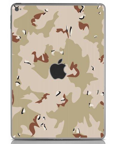 DESERT CAMO Apple iPad Air 2 A1566 SKIN