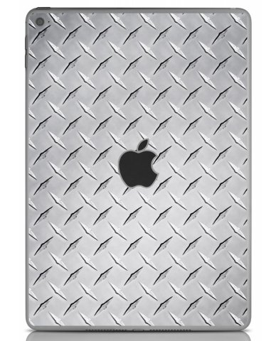 DIAMOND PLATE Apple iPad Air 2 A1566 SKIN