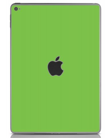GREEN Apple iPad Air 2 A1566 SKIN