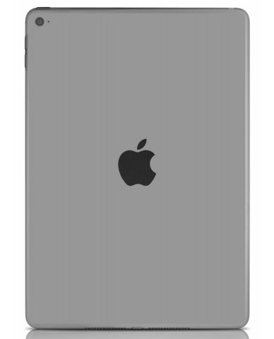 GREY SILVER Apple iPad Air 2 A1566 SKIN