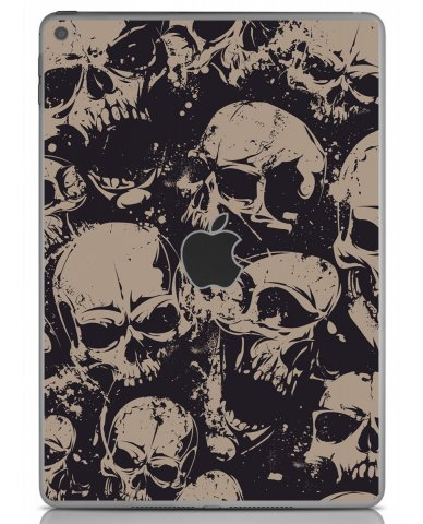 GRUNGE SKULLS Apple iPad Air 2 A1566 SKIN