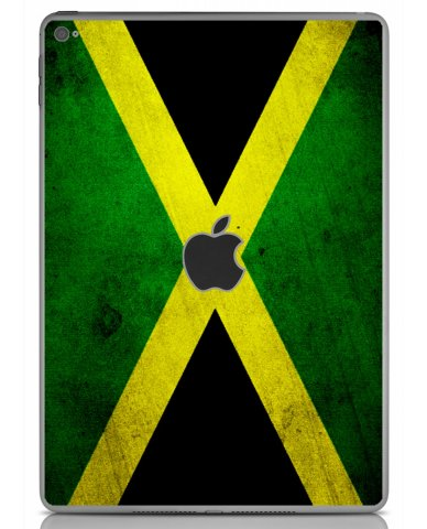 JAMAICAN FLAG Apple iPad Air 2 A1566 SKIN