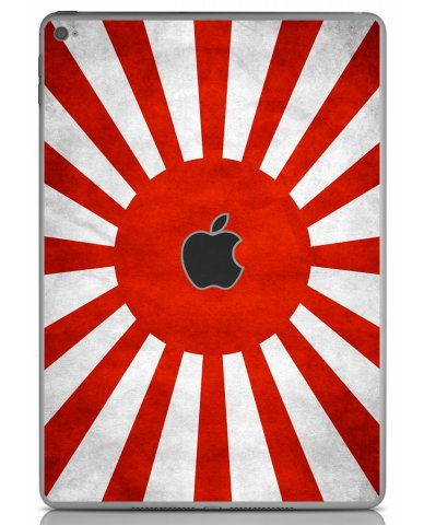 JAPANESE FLAG Apple iPad Air 2 A1566 SKIN