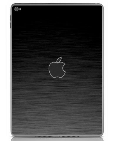 MTS TEXTURED BLACK Apple iPad Air 2 A1566 SKIN