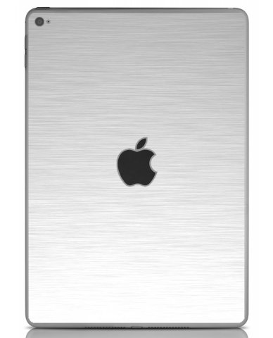 MTS#1 TEXTURED ALUMINUM Apple iPad Air 2 A1566 SKIN