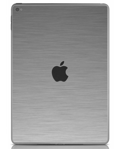 MTS#2 TEXTURED SILVER Apple iPad Air 2 A1566 SKIN