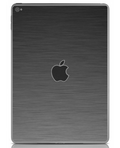 MTS#3 TEXTURED GUN METAL Apple iPad Air 2 A1566 SKIN