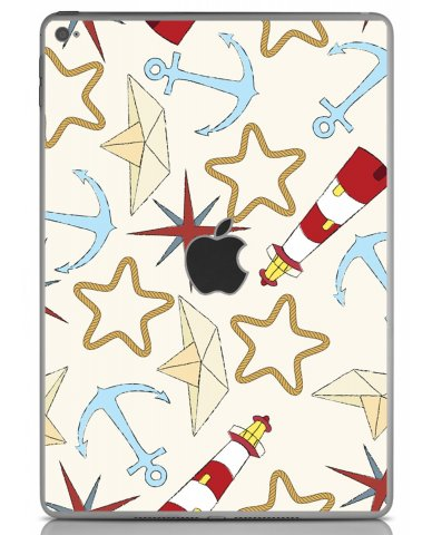 NAUTICAL LIGHTHOUSE Apple iPad Air 2 A1566 SKIN