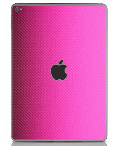 PINK TEXTURED CARBON FIBER Apple iPad Air 2 A1566 SKIN