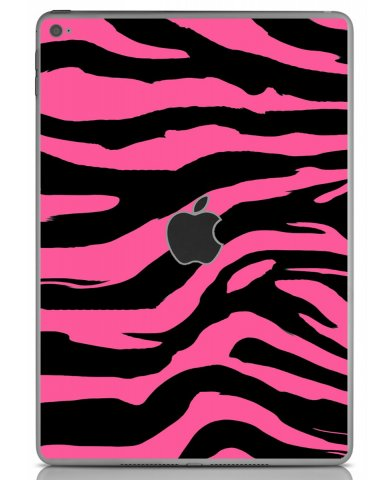 PINK ZEBRA Apple iPad Air 2 A1566 SKIN