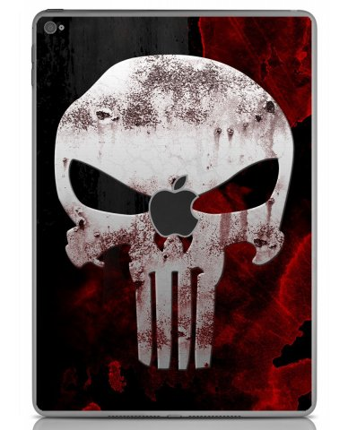 PUNISHER SKULL Apple iPad Air 2 A1566 SKIN