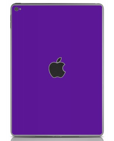 PURPLE Apple iPad Air 2 A1566 SKIN