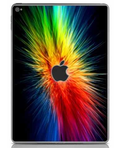 RAINBOW BURST Apple iPad Air 2 A1566 SKIN