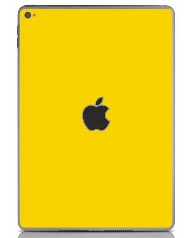 YELLOW Apple iPad Air 2 A1566 SKIN