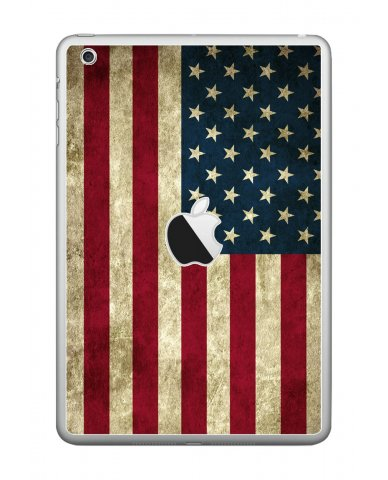 AMERICAN FLAG Apple iPad Mini A1432 SKIN