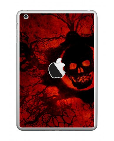 DARK SKULL Apple iPad Mini A1432 SKIN