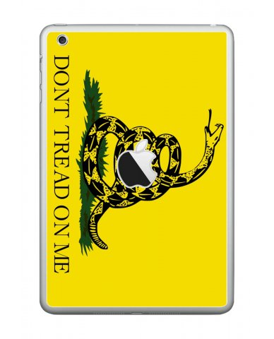 DON'T TREAD ON ME Apple iPad Mini A1432 SKIN