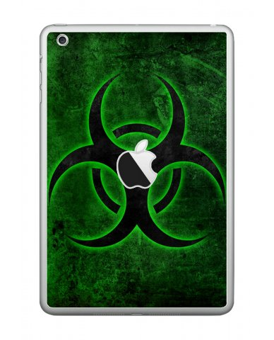 GREEN BIOHAZARD Apple iPad Mini A1432 SKIN
