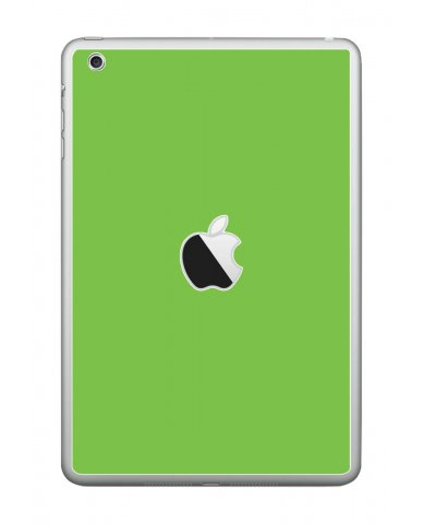 GREEN Apple iPad Mini A1432 SKIN