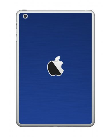 MTS TEXTURED BLUE Apple iPad Mini A1432 SKIN