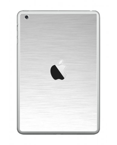 MTS#1 TEXTURED ALUMINUM Apple iPad Mini A1432 SKIN
