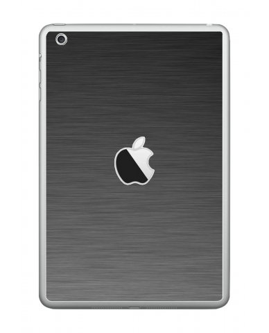 MTS#3 TEXTURED GUN METAL Apple iPad Mini A1432 SKIN