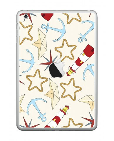 NAUTICAL LIGHTHOUSE Apple iPad Mini A1432 SKIN