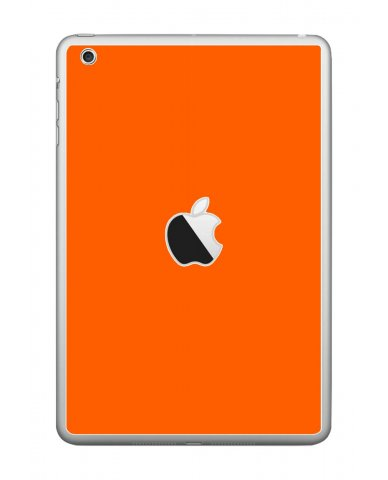 ORANGE Apple iPad Mini A1432 SKIN