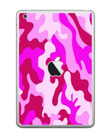 PINK CAMO Apple iPad Mini A1432 SKIN