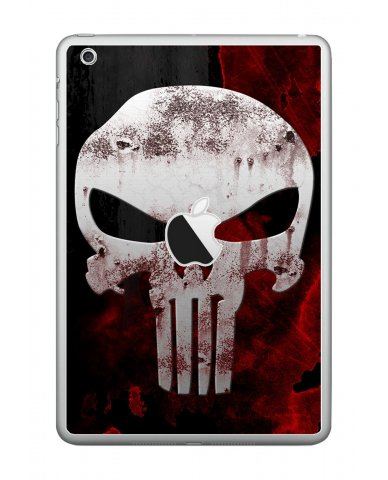 PUNISHER SKULL Apple iPad Mini A1432 SKIN