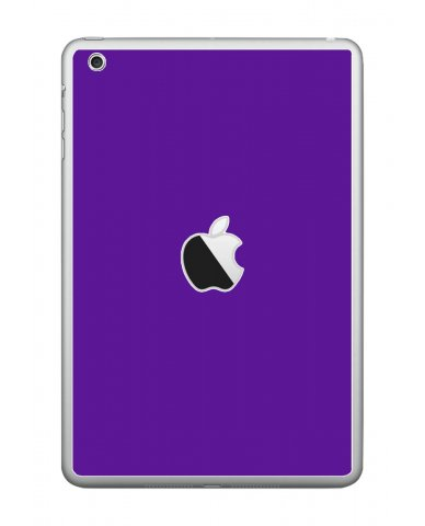 PURPLE Apple iPad Mini A1432 SKIN