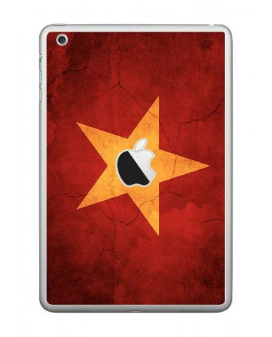 VIETNAM FLAG Apple iPad Mini A1432 SKIN