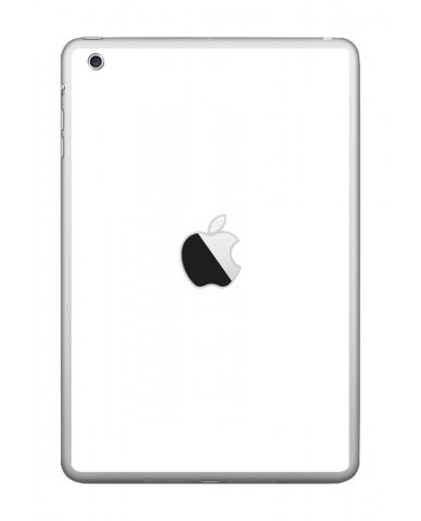WHITE Apple iPad Mini A1432 SKIN
