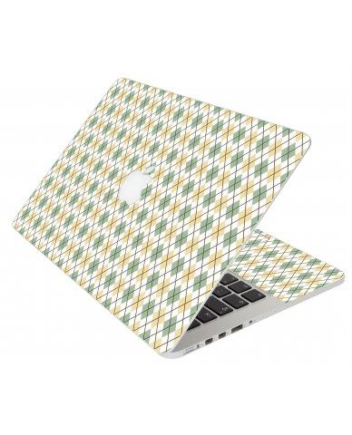 ARGYLE MacBook Pro 12 Retina A1534 Laptop Skin