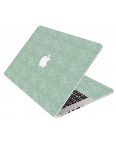 DREAMY DAMASK MacBook Pro 12 Retina A1534 Laptop Skin