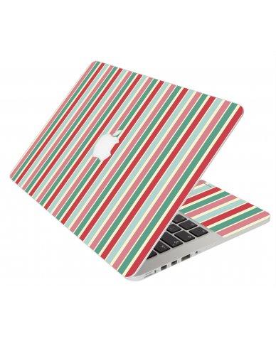 GUM STRIPES MacBook Pro 12 Retina A1534 Laptop Skin