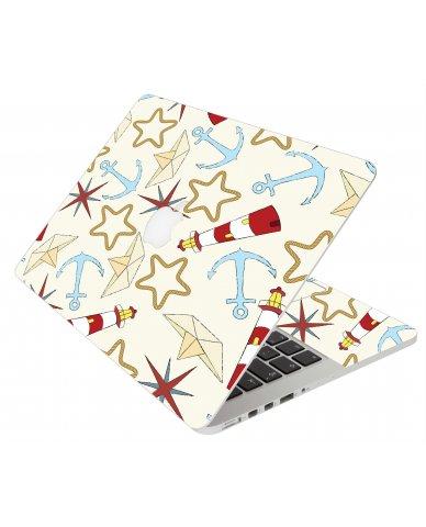 NAUTICAL LIGHTHOUSE MacBook Pro 12 Retina A1534 Laptop Skin