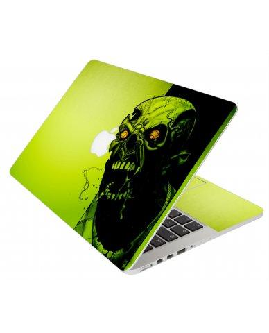ZOMBIE FACE MacBook Pro 12 Retina A1534 Laptop Skin