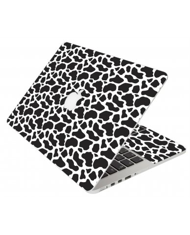 BLACK GIRAFFE MacBook Pro 13 Retina A1425 Laptop Skin