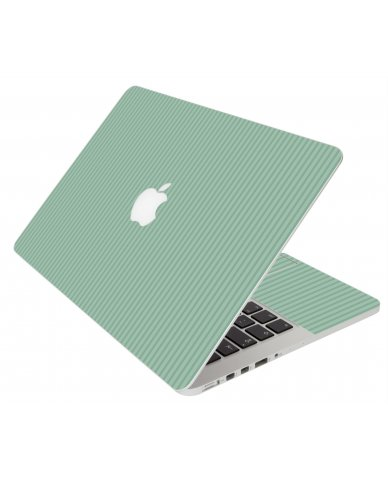 DREAMY STRIPES MacBook Pro 13 Retina A1425 Laptop Skin
