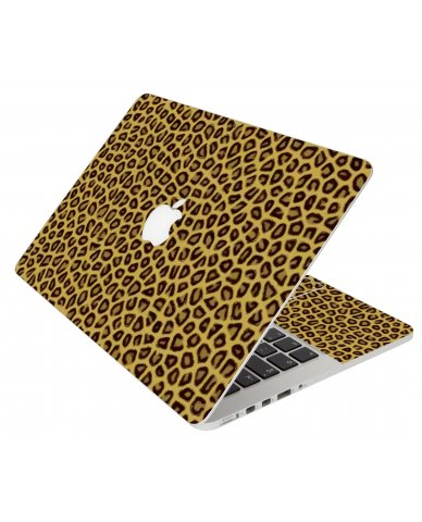 LEOPARD PRINT MacBook Pro 13 Retina A1425 Laptop Skin