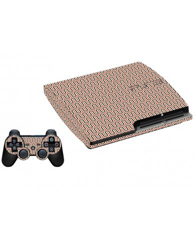 FAVORITE WAVE PLAYSTATION 3 GAME CONSOLE SKIN