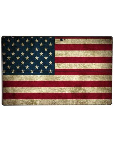 AMERICAN FLAG Microsoft Surface Pro Skin
