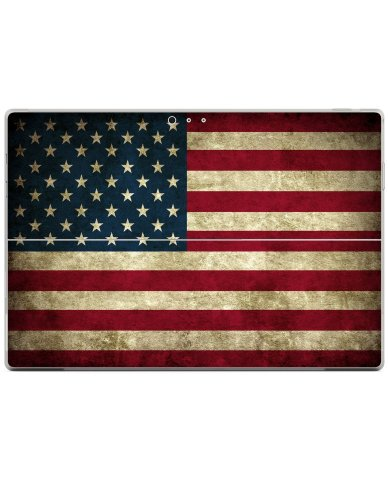 AMERICAN FLAG Microsoft Surface Pro 3 Skin