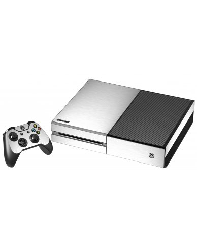MTS#1 TEXTURED ALUMINUM XBOX ONE GAME CONSOLE SKIN