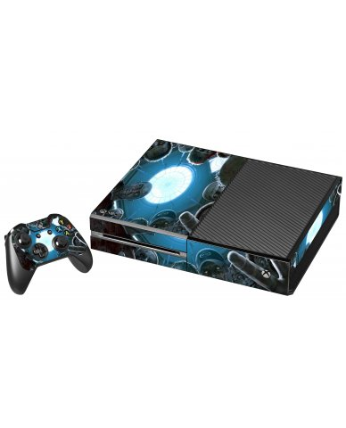 ZOMBIE HORDE XBOX ONE GAME CONSOLE SKIN
