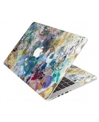 Painter's Palette Apple Macbook 12 Retina A1534